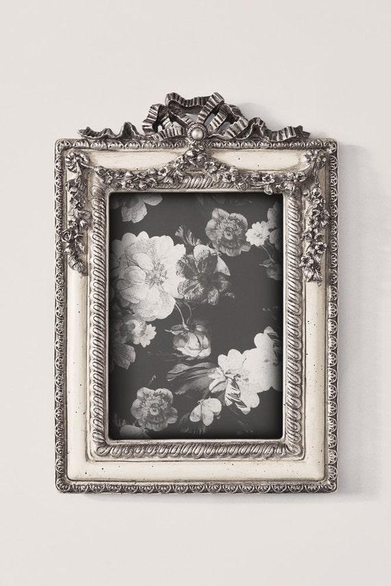 cadre baroque style vintage shabby chic cadre by leboudoirparis. Black Bedroom Furniture Sets. Home Design Ideas