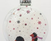 Winter Wonderland Christmas Holiday Ornament