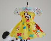 BLYTHE Dress *Panda Candy* By Sweet Petite Shoppe