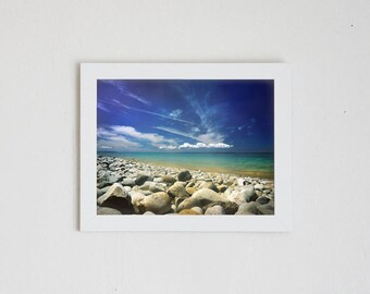 ROCKY SHORES | fine art photo print