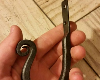 Hand Forged All-Purpose Wall Hook