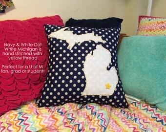 Custom College Pillow Case