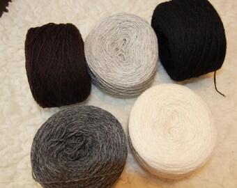SALE Yarn 100% Pure 2ply LAMBSWOOL yarn CRAFTING Rug Doll Model Jewellery Beauty Making Craft Making Yarn Knitting Crochet yarn