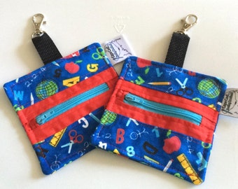 Coin Purse, Change Purse, Zipper Coin Purse, Purse, Lunch Money, Coin pouch, Small Change Pouch, Kids Coin Purse, Kids Wallet, Gift for kids