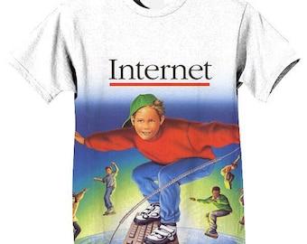 Old School Internet Tee