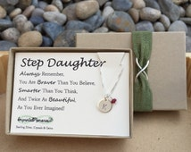 Wedding Gift For Dad And Stepmom : Stepdaughter giftgift for stepdaughter from step mom dadtiny ...