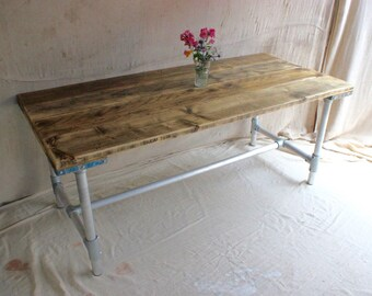 CLEMENTINE | Reclaimed Wood Dining Table - Handmade & Bespoke