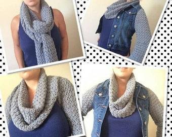 Scardi (scarf/Cardigan/wrap)