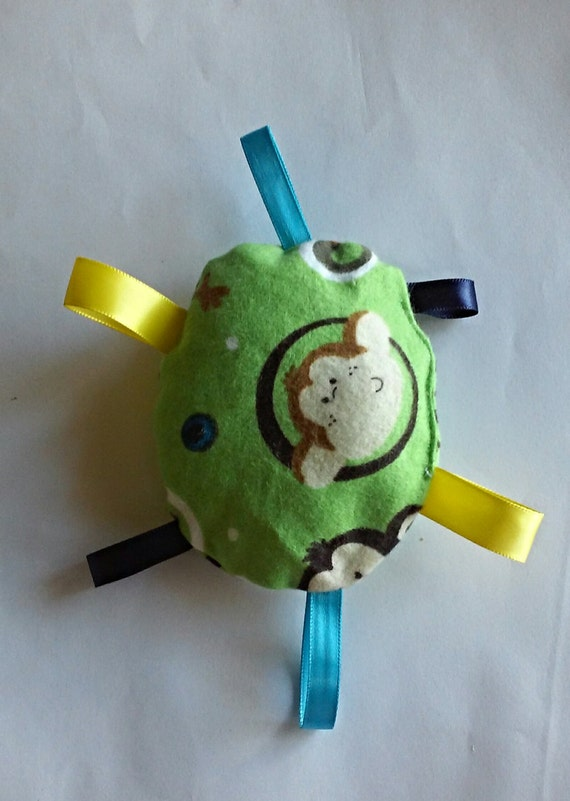stuffed crinkle baby toy, baby shower gift