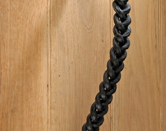 Platted Blacksmith Pull Handle