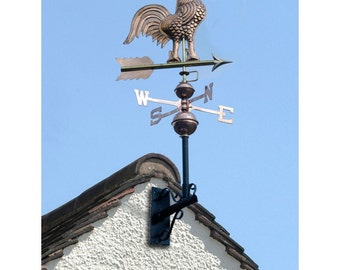 Weathervane - Polished Copper - Rooster