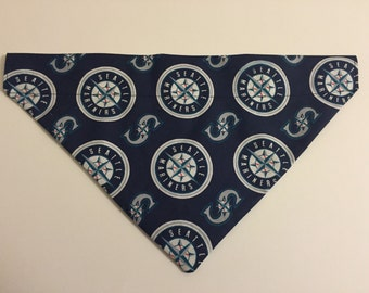 Dog bandana, Seattle Mariners baseball