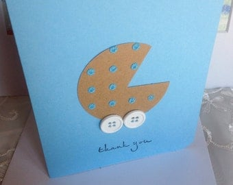 Thank You Cards, Congratulations, Baby shower, Pack of 30 cards.