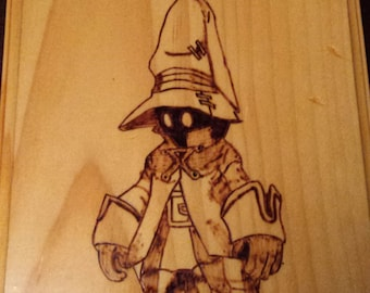 Vivi Ornitier (black Mage) from FF9