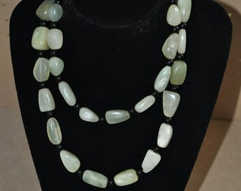 Vintage Jade Necklace