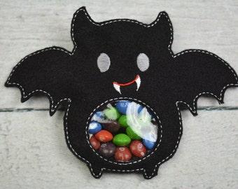 Bat Candy Pouch