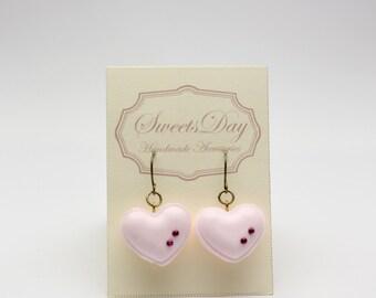 Mini macaroon earrings