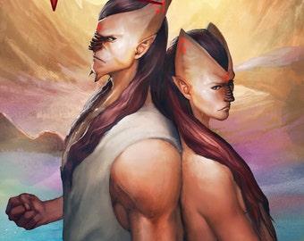 Kuruz Volume 1: The Arrival