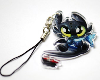 Toothless charm
