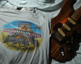 1986 mountain air rock sleeveless t rare