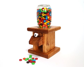 Candy or Nut machine