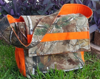 Realtree Camo Diaper Bag, Realtree Camoflauge Diaper Bag, Realtree Orange Diaper Bag, Realtree Embroidered Diaper Bag, Custom Diaper Bag