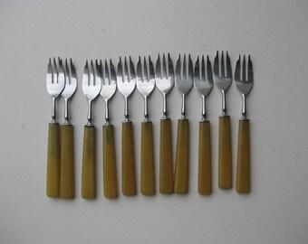 Jahrgang Kuchen Messer Vintage Besteck Messer fr Kuchen