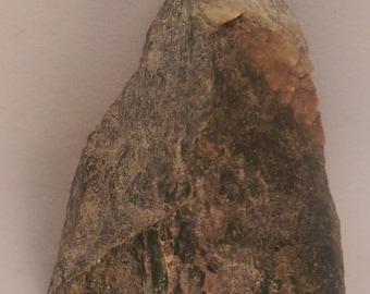 Alaskan jade. directly from the mine head in Alaska.