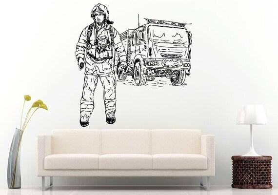 Fire Department Rescue Firetruck Truck Fireman Firefighter