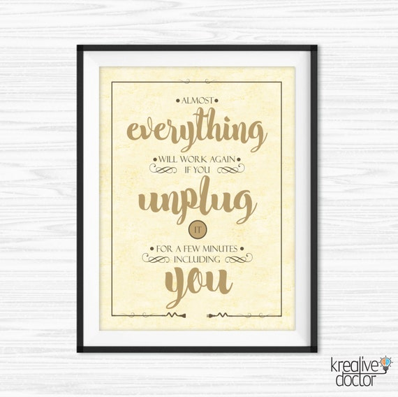 Office Decor Inspirational Quote Motivational Wall Decor