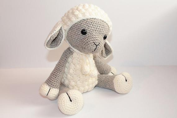 Amigurumi Sheep Doll : PATTERN : Sheep / Lamb - Amigurumi - Sheep - Amigurumi ...