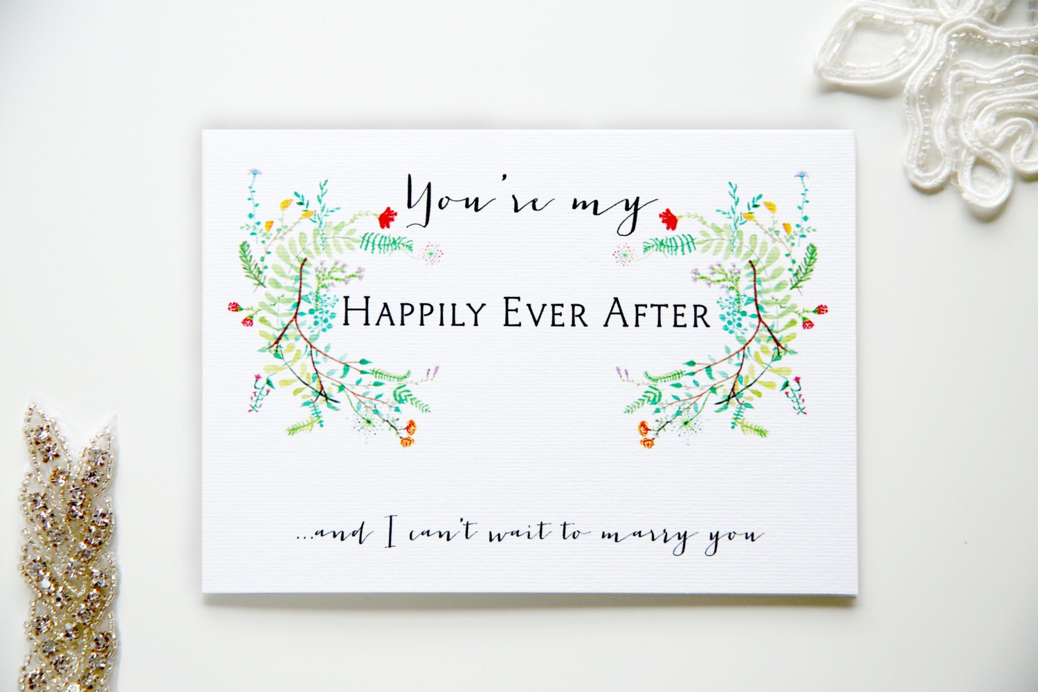 Wedding day cards for each other i can t wait to marry you wedding day - Like This Item