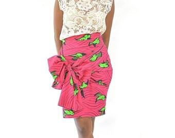 Chantelle Bow Skirt