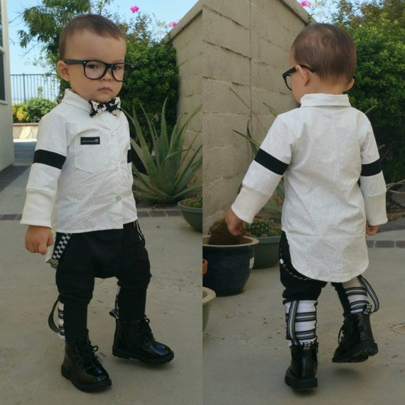 Trendy Hip Baby Boy Clothes
