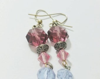 Wine Pop Earrings