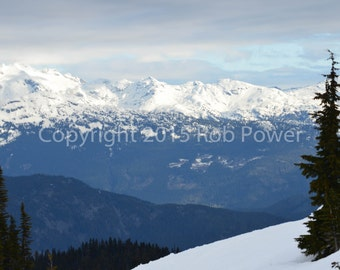 View from Whistler Mountain 282