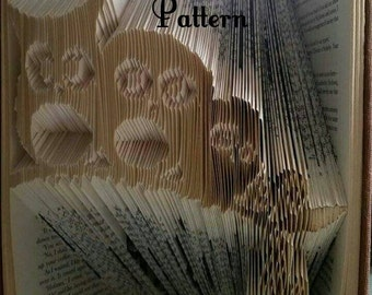 Book FoldingPattern ** Owl Family On A Branch **