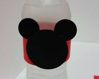 12 mickey inspired drink labels