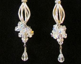 Chandelier Sparkle Earrings