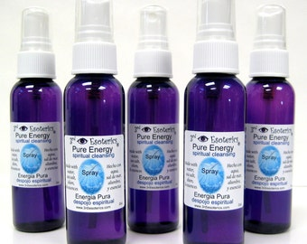 Pure Energy Spray Mist