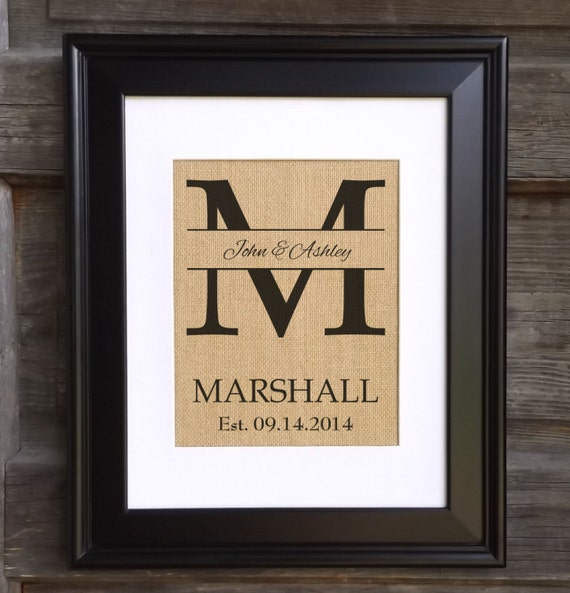 Personalized Housewarming Gift New Home Gift Idea Gift For