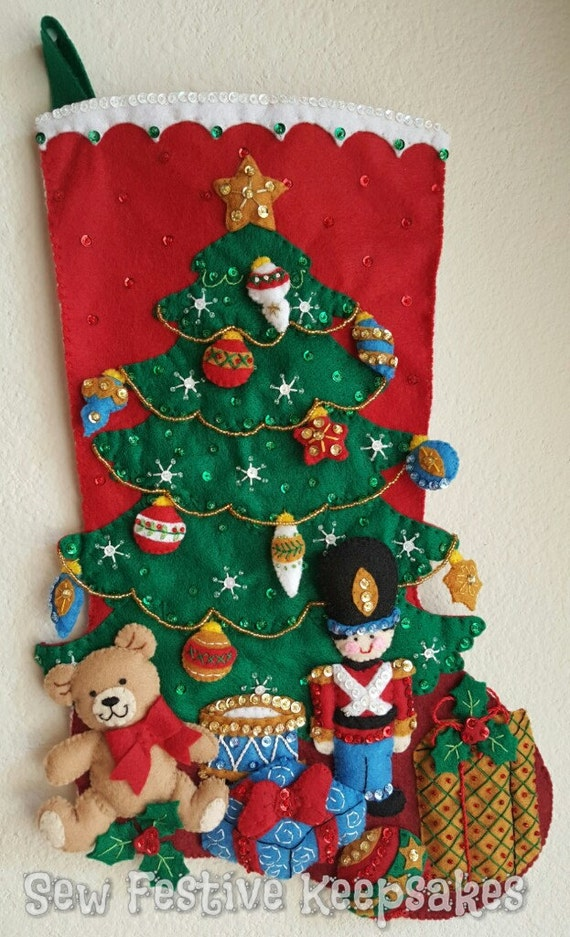 Toys Under Christmas Tree : Christmas stocking under the tree toy soldier