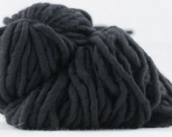 Brown Sheep Burly Spun BLACK