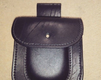 pouch / leather organizer
