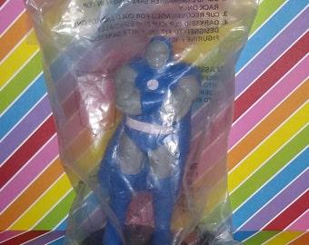 Vintage 1988 Burger King Super Powers Darkseid Figure Sealed