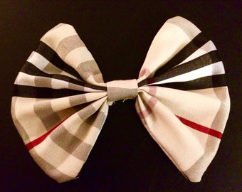 The Donnatella Hair Bow - Large