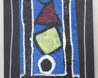 Ancient Elements Pin