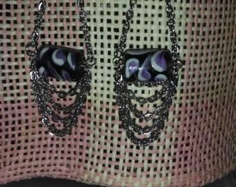 Floral Drape Earrings