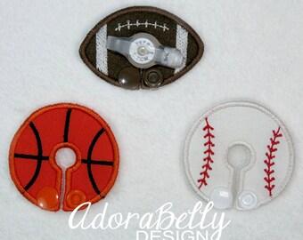 Sport Shape Football Basketball Baseball Gtube Covers Gtube Pads