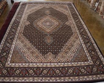 Fine Quality Persian Tabraiz Area rug
